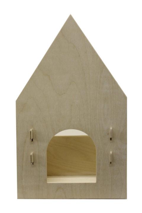 Домики-полочки для шведской стенки Арт.№40233