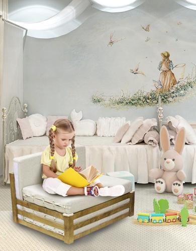 Дополнительное оборудование для детей в спальню