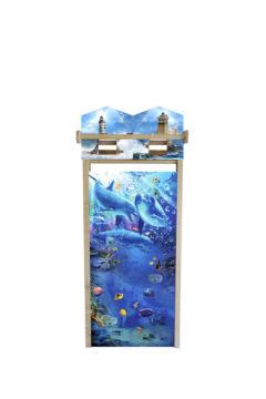 """Шведская Стенка для детей """"Бэби Мом в океане"""" Арт.№ 40417"""