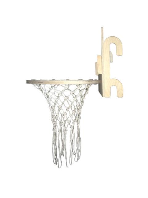 Баскетбольное кольцо навесное для шведской стенки Арт.№40349