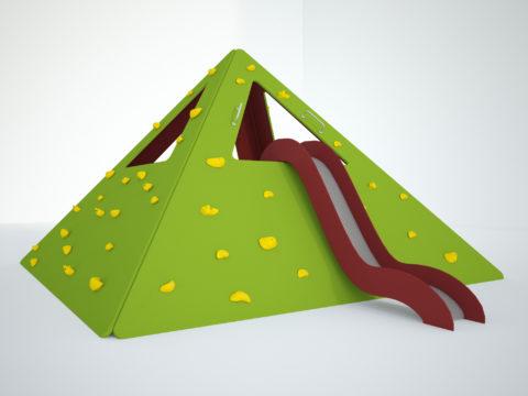 """Скалодром """"Пирамида с горкой"""""""