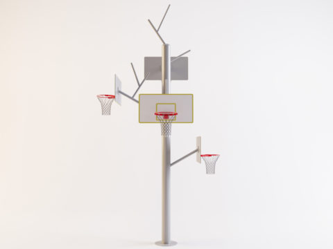 Уличный тренажер Баскетбольное Дерево