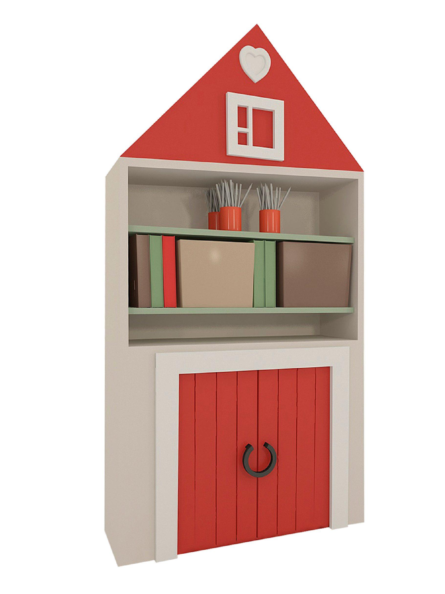 Шкаф для детей Муми с воротами